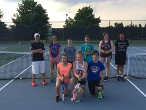 Just Tennis 14u